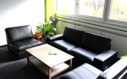 Unsere Lounge